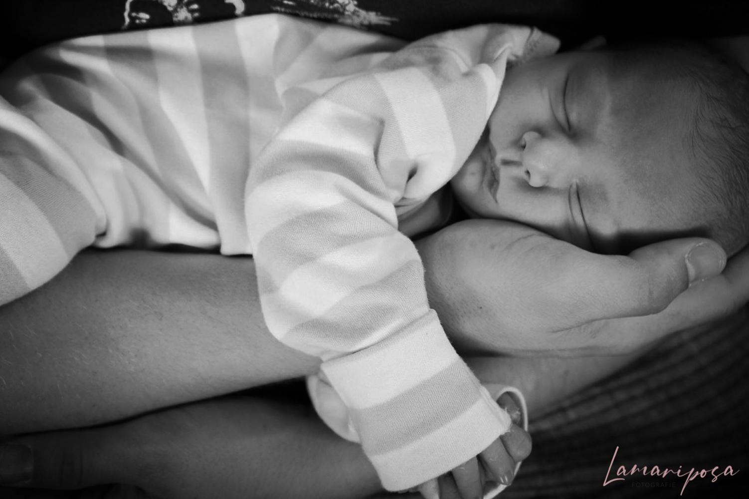 Babybauch/Newborn-Shooting